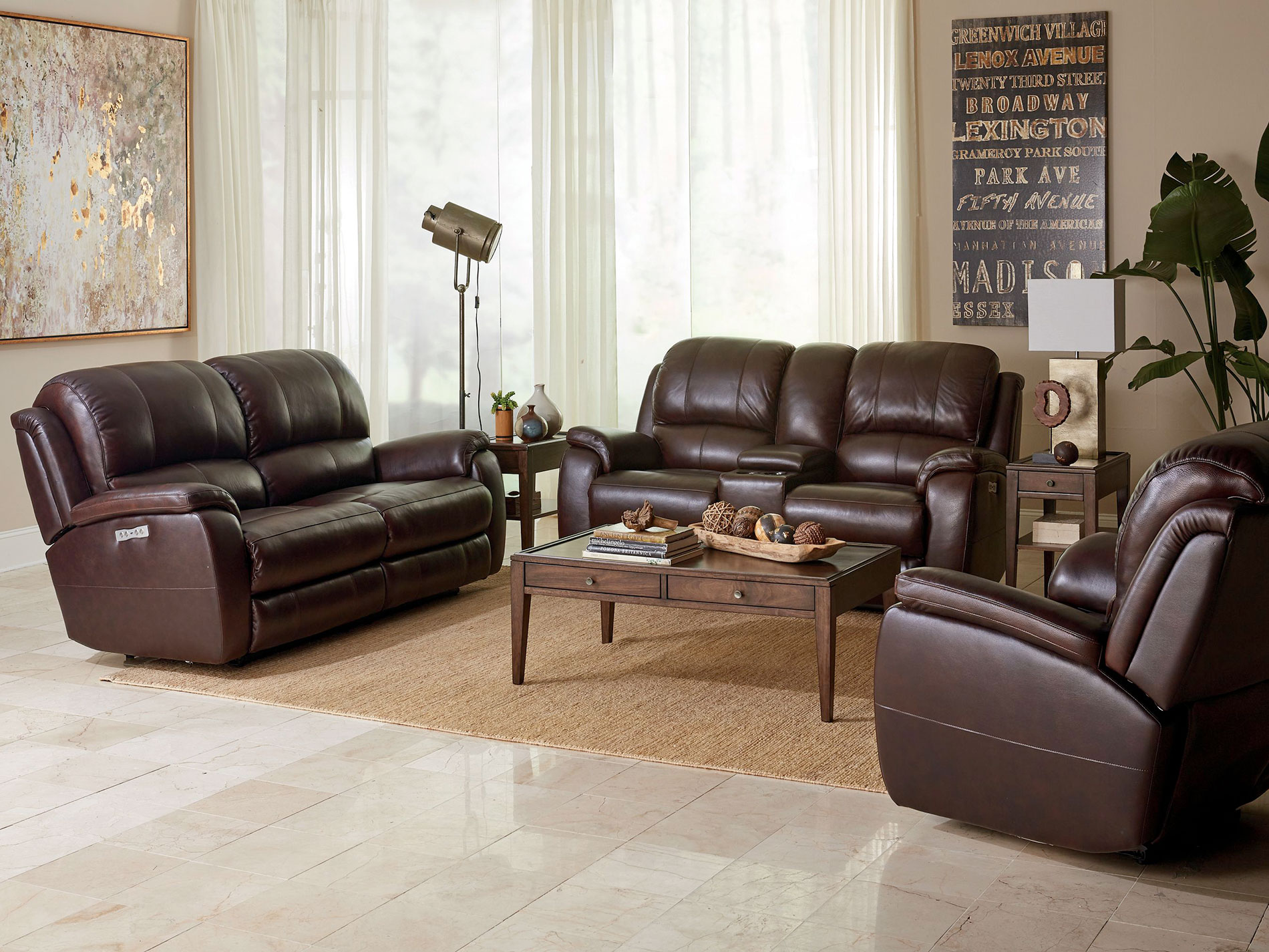 Godfrey Sectional